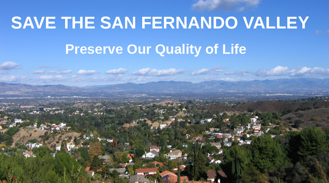 Save the San Fernando Valley